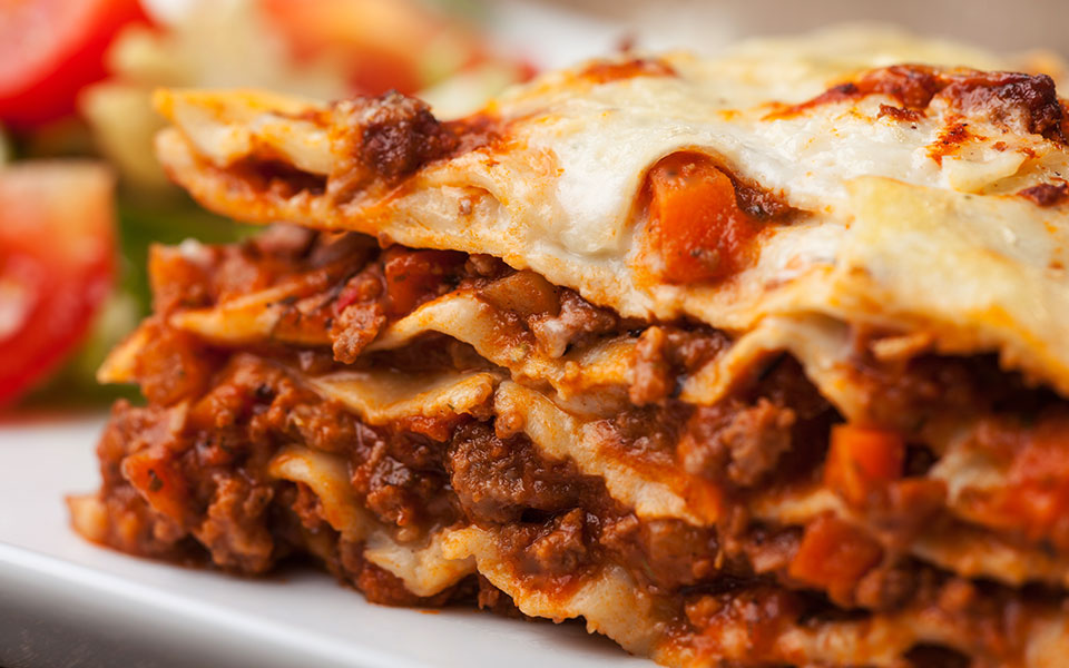 Prepared Meals Lasagna | Country Produce